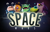 Играть в Space Wars от William Hill бесплатно